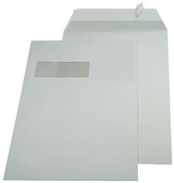 Gallery enveloppes ft 229 x 324 mm (C4) bande adhésive, fenêtre à gauche (ft 40 x 110 mm)