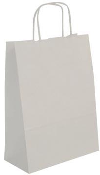 Apli sacs kraft blanc, 50 sacs