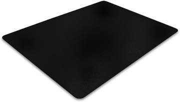 Floortex tapis de sol Cleartex Advantagemat, pour les surfaces dures, rectangulaire, ft 90 x 120 cm, noir