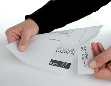 Colop Media sheet, paquet de 50 feuilles