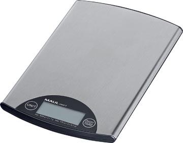 Maul pèse-lettres MAULsteel 2, pèse jusqu'à 5 kg