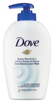 Dove savon pour les mains, flacon de 250 ml