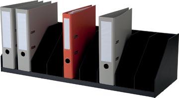 Paperflow trieur à cases fixes, 10 cases, largeur 89,7 cm
