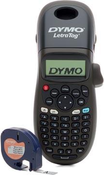 Dymo système de lettrage LetraTag LT-100H, Black Edition