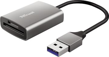 Trust Dalyx USB 3.2 lecteur de carte-mémoire rapide