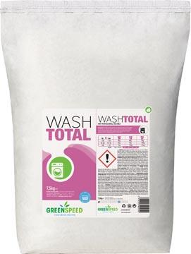Ecover lessive en poudre Wash Total, 214 doses, sac de 7,5 kg