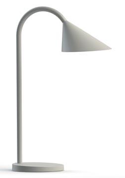 Unilux lampe de bureau Sol, lampe LED, blanc
