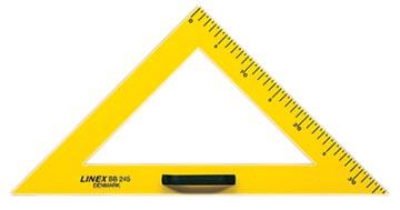 Linex triangle de tableau noir