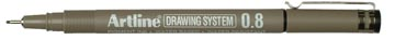 Fineliner Drawing System 0,8 mm