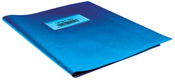 Bronyl protège-cahiers ft 16,5 x 21 cm (cahier), bleu foncé
