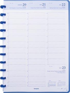 Atoma agenda ft A4, papier blanc, 128 pages, 2022