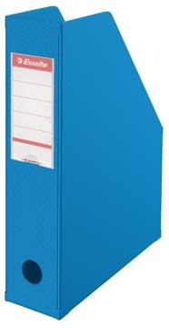 Porte-revues Esselte VIVIDA, ft A4, PVC, bleu