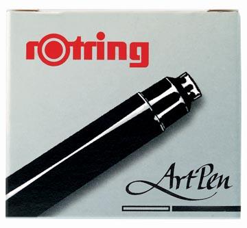 rotring cartouches d'encre Artpen