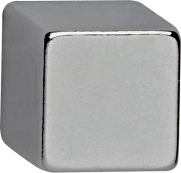 Maul aimant neodymium forme cubique, ft 10 x 10 x 10 mm, paquet de 4