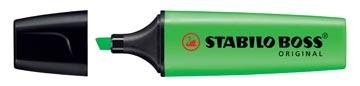 STABILO BOSS ORIGINAL surligneur, vert