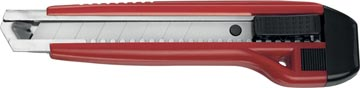 Cutter medium duty cutter, rouge, sous blister