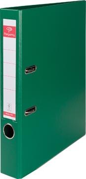 Pergamy classeur, pour ft A4, entièrement en PP, dos de 5 cm, vert