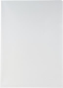 Pergamy pochette coin, ft A4, PP de 120 micron, boîte de 100 pièces, transparent