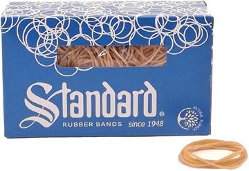 Standard élastiques, 1,5 x 80 mm, boîte de 500 g
