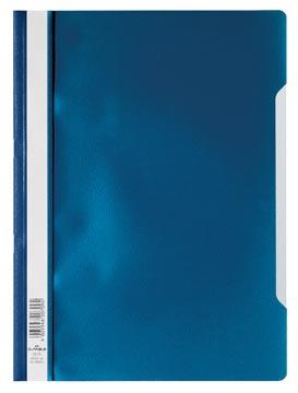 Durable farde à devis, ft A4, bleu foncé