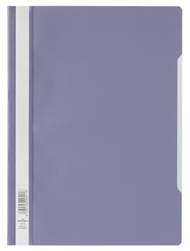 Durable farde à devis, ft A4, lilas