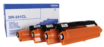 Brother tambour, 15.000 pages, OEM DR-241CL, noir