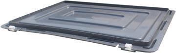 Viso accessoires pour bacs de manutention couvercle, 37-55l