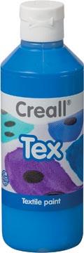 Havo peinture textile bleu