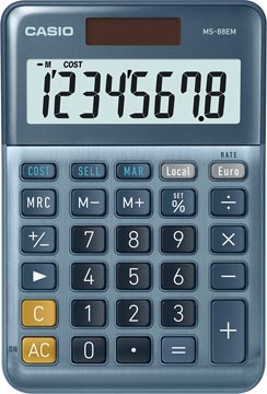 Casio calculatrice de bureau MS-88EM