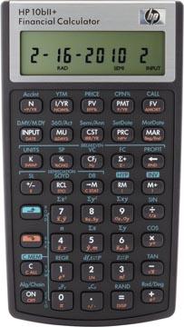 HP calculatrice financière 10BII+