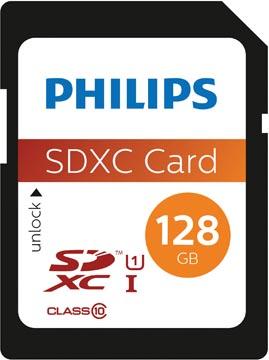 Philips sdxc card 128G Class10
