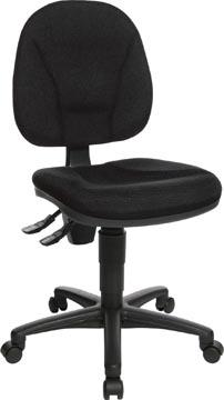 Topstar chaise de bureau Point 10, noir