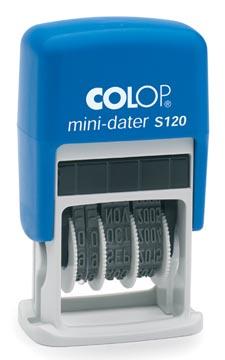 Colop tampon dateur tampon dateur mini, néerlandais
