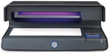 Safescan détecteur de faux billets 70, avec détection UV des contrefaçons, noir
