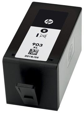 HP cartouche d'encre 903XL, 825 pages, OEM T6M15AE, noir