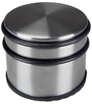Toolland butée de porte, en inox, ft 9 x 7,5 cm, 1 kg