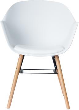 Paperflow set de 2 sièges Wiseman, blanc
