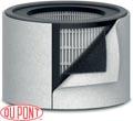 Leitz DuPont filtre tambour HEPA 3-en-1 de rechange pour Leitz TruSens Z-2000 purificateur d'air