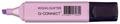 Q-Connect surligneur pastel, violet