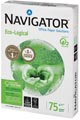 Navigator Eco-Logical papier d'impression, ft A4, 75 g, paquet de 500 feuilles
